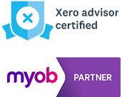 xero advisor myob partner & certified