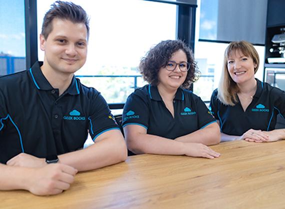 Geekbooks bookkeeping & payroll team